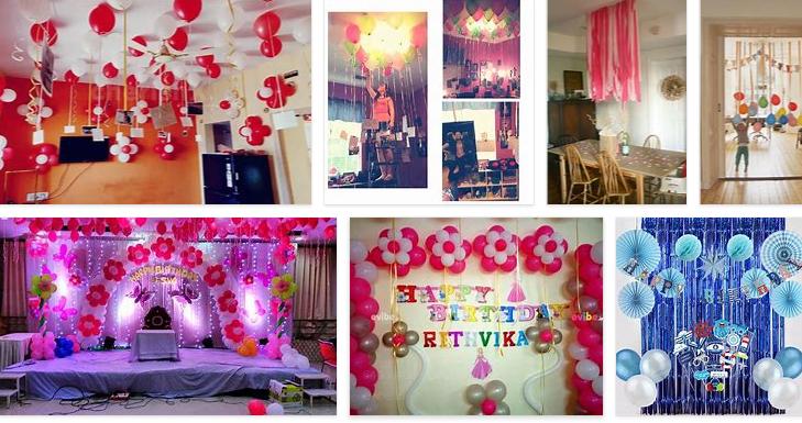 Best Birthday Decoration