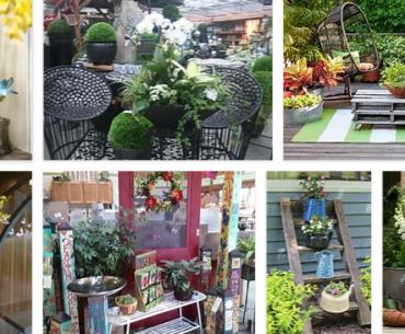 Home Garden Decor
