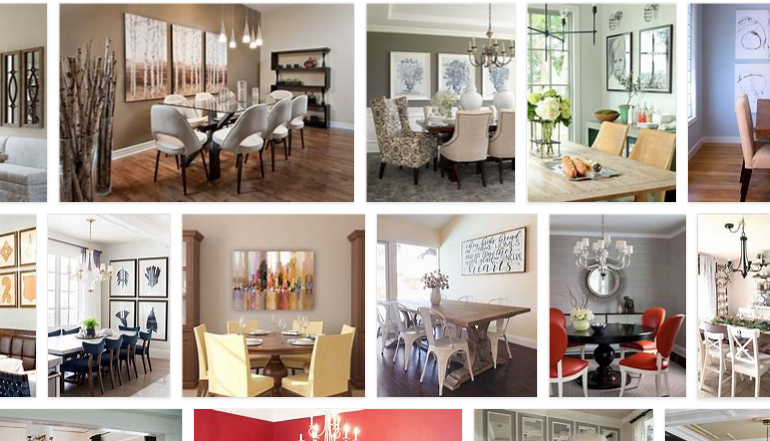 Wall-Decor-For-Dining-Room
