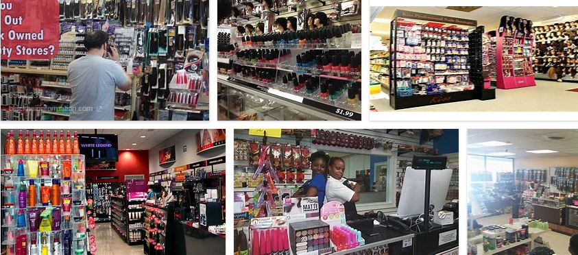 beauty supply stores
