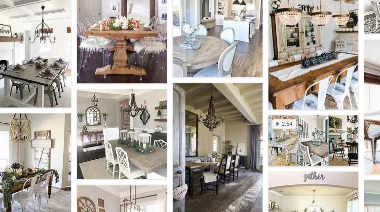 farmhouse-dining-room-decor
