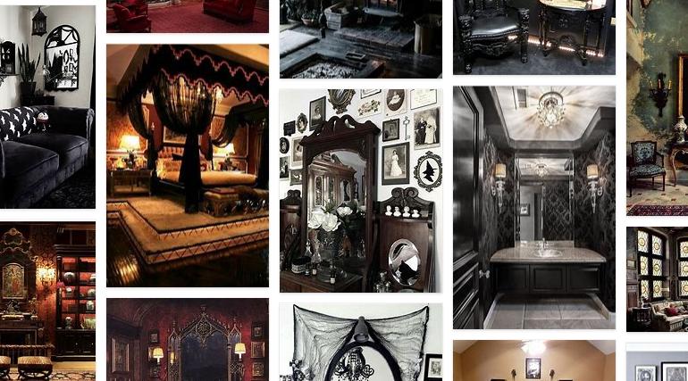 gothic-home-decor